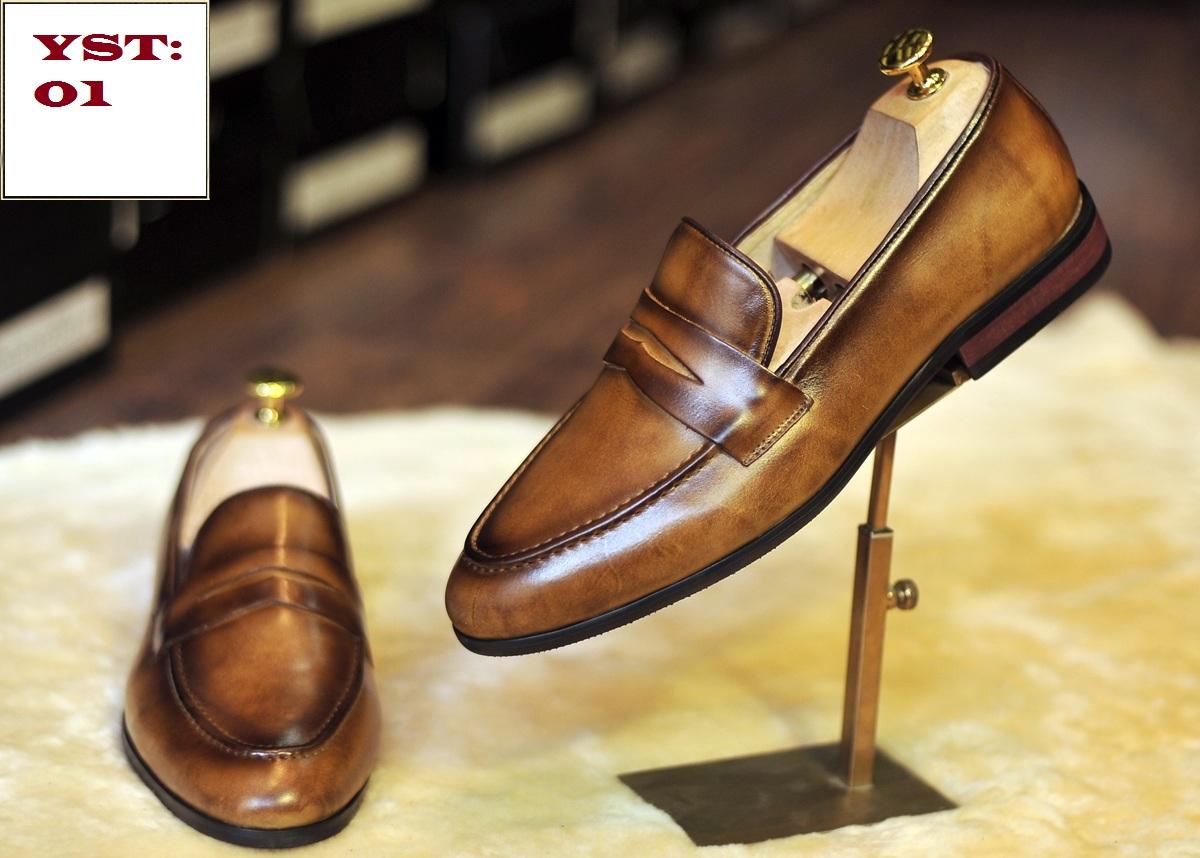 giày nam công sở svn