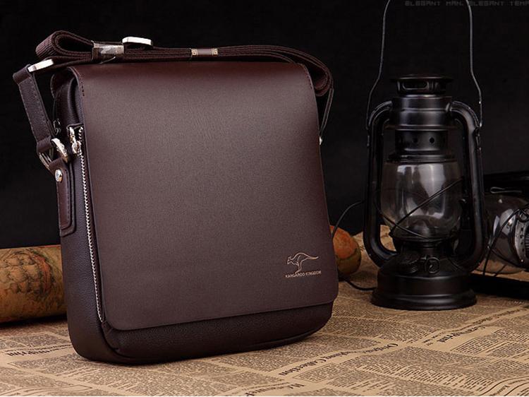 Túi đeo chéo đựng ipad hàng hiệu kangaruu Sk21-5