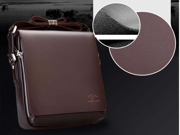 Túi đeo chéo đựng ipad hàng hiệu kangaruu Sk21
