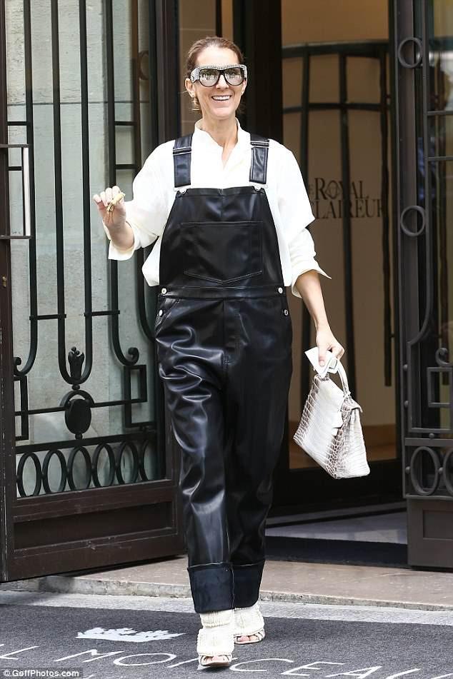 Nữ danh ca hàng đầu thế giới Celine Dion