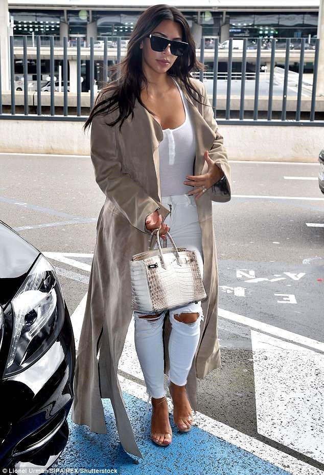 Ngôi sao truyền hình thực tế Kim Kardashian