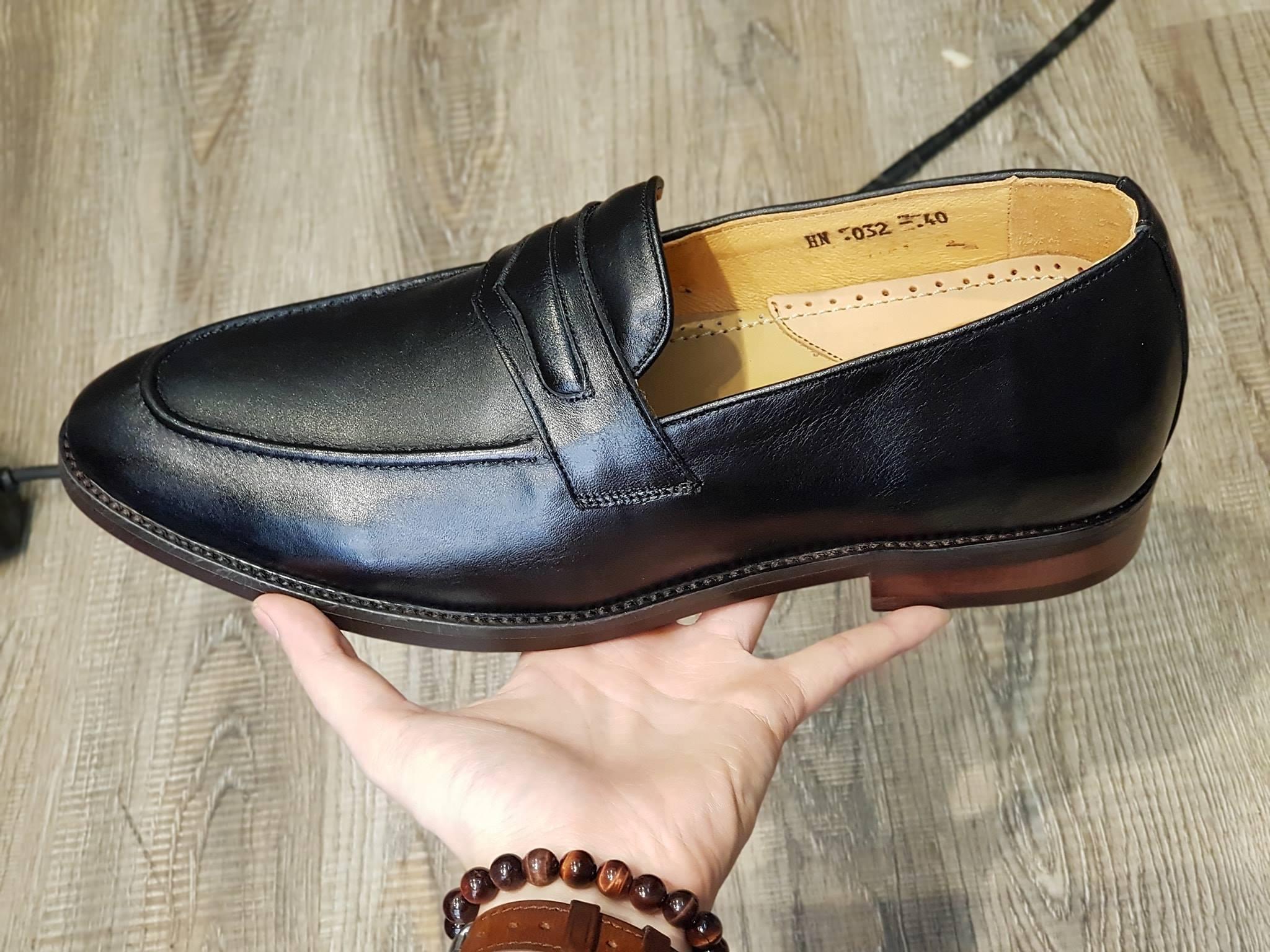 Giày da SG0019B