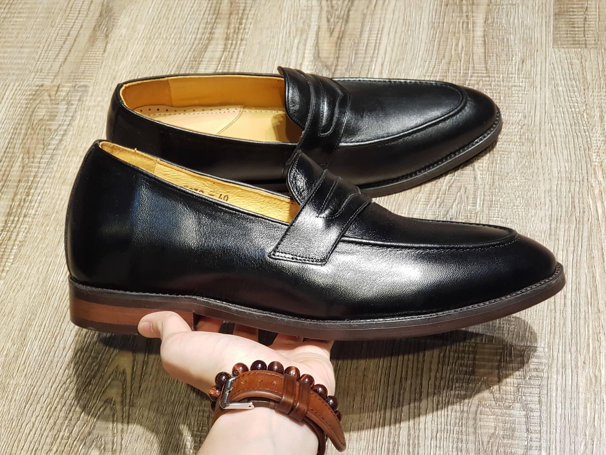 Giày da công sở SG0019B