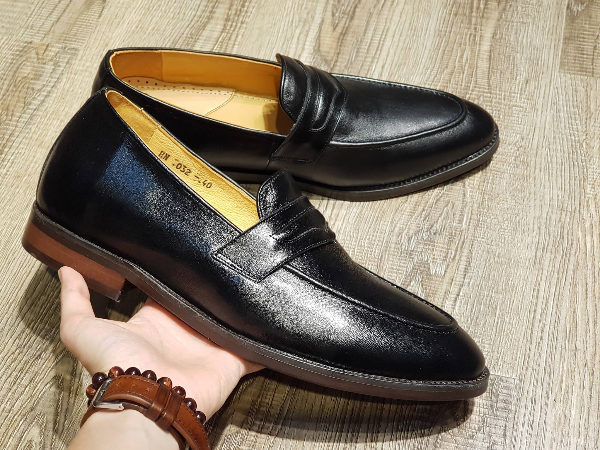 Giày lười SG0019B