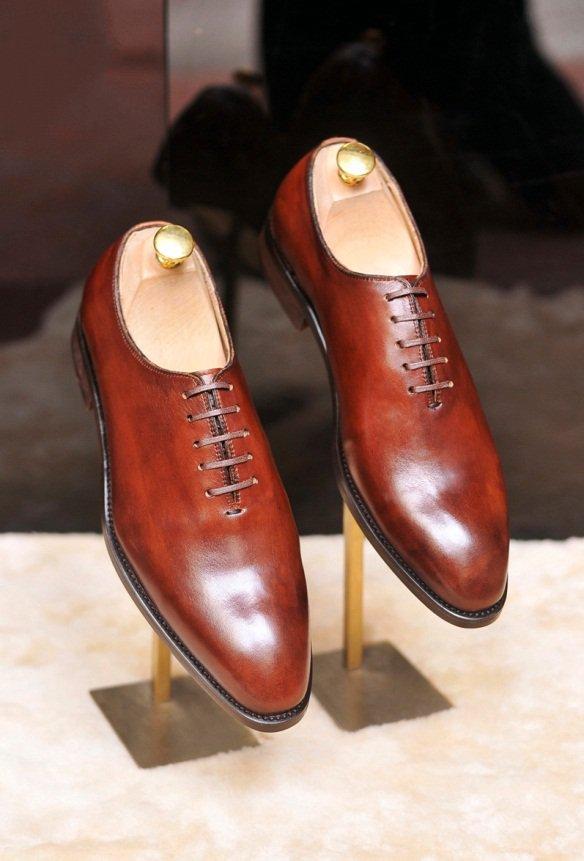 Giày da bò SG0020NT