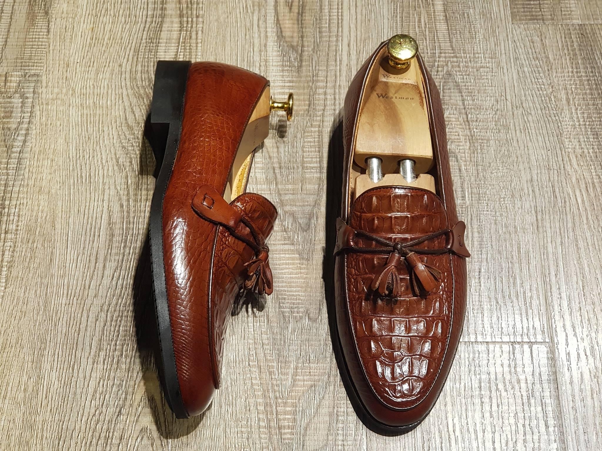 khuyến mãi giày nam công sở