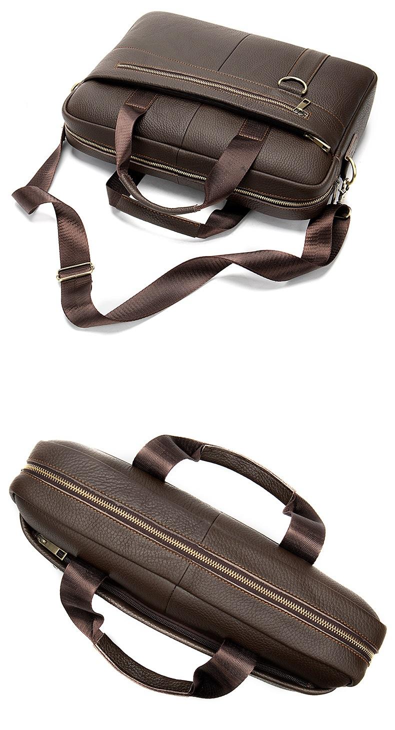 Túi xách da đựng laptop nam nữ thời trang công sở hàng hiệu SJE15-7