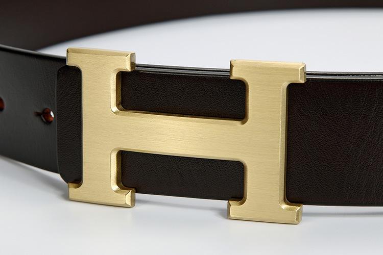 Thắt lưng nam chữ H hàng hiệu
