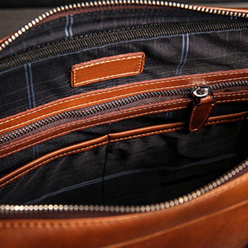 túi da đựng laptop hàng hiệu SCL05