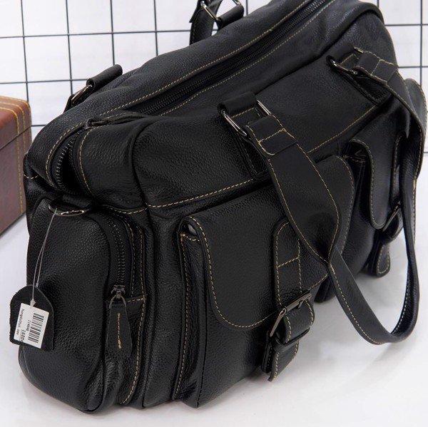 Túi trống du lịch da bò thời trang hàng hiệu M51