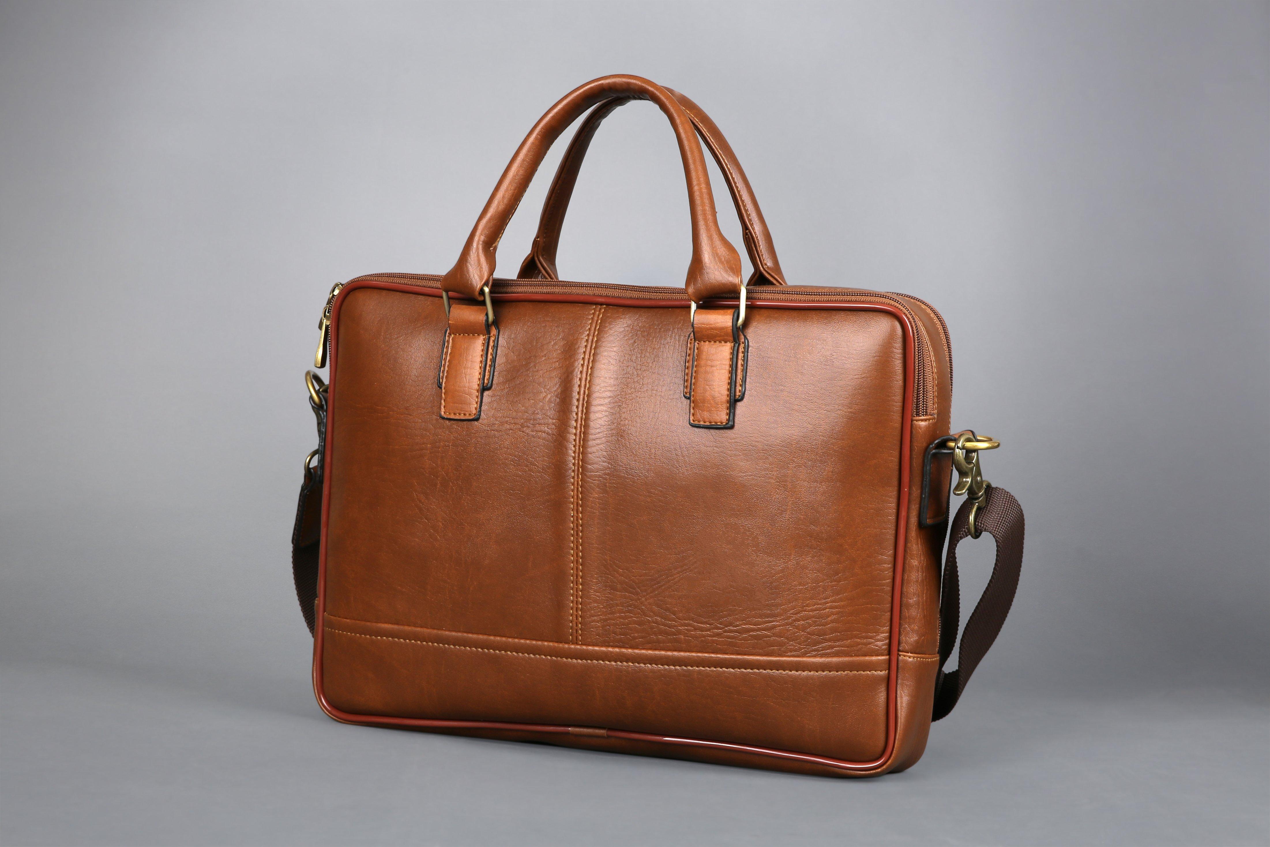 Túi xách da công sở thời trang hàng hiệu DS05 đẳng cấp quý ông