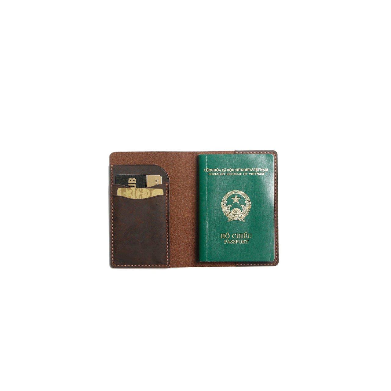 Bao da đựng passport VPN5