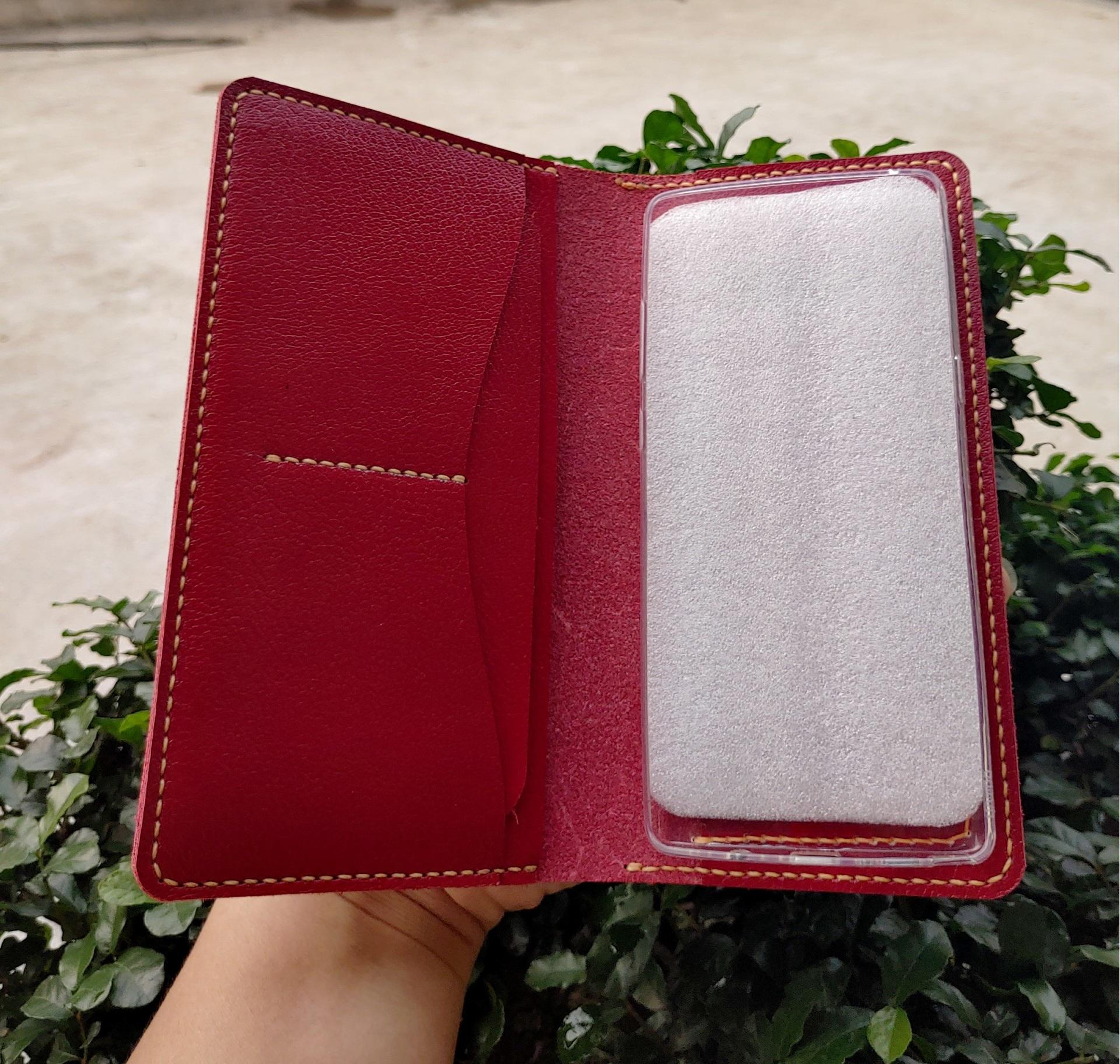 Bao da kiêm ốp lưng và ví cầm tay cho điện thoại samsung galaxy Note 8-6