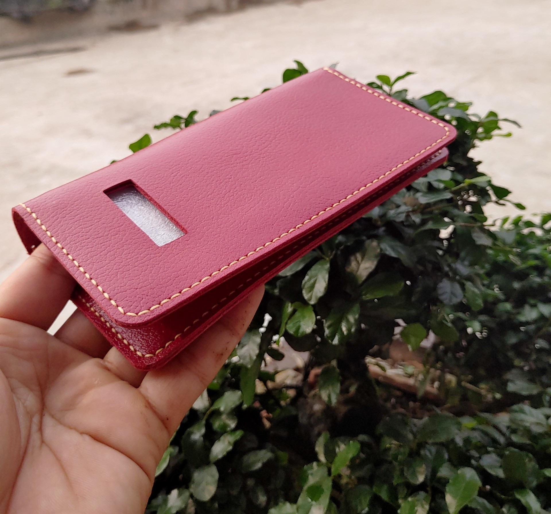 Bao da kiêm ốp lưng và ví cầm tay cho điện thoại samsung galaxy Note 8-7