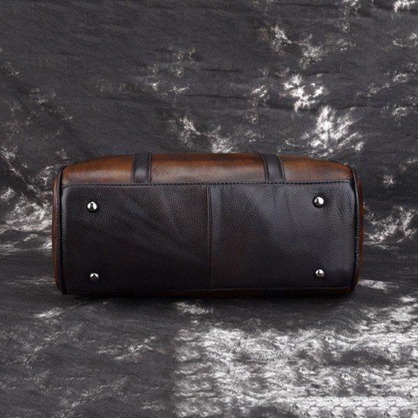 Túi xách du lịch kiểu dáng thời trang da bò nhập hàng hiệu M250