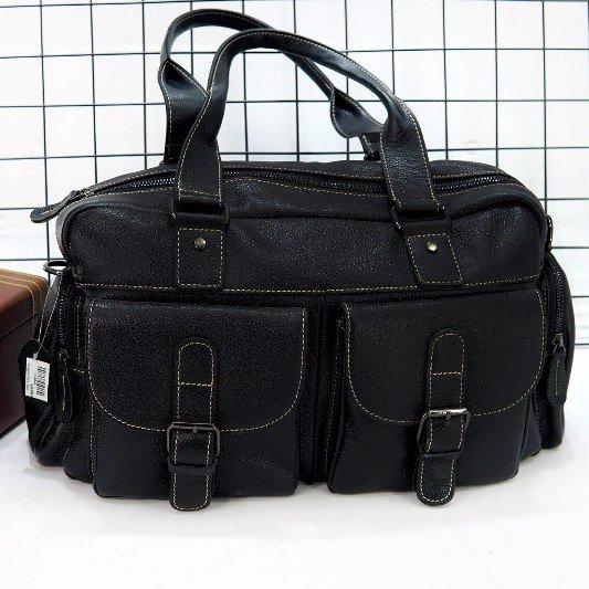 Túi trống du lịch da bò thời trang hàng hiệu M5