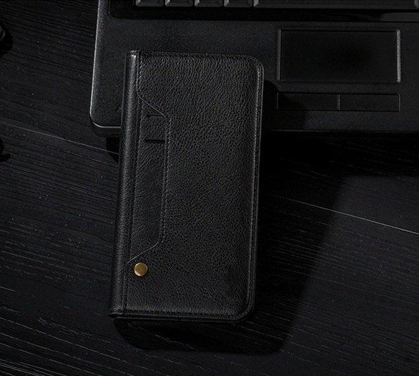 Ốp lưng thời trang kèm ví cầm tay da thật 2 trong 1 cho iPhone 7 Plus OV7P
