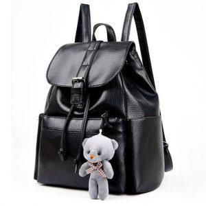 Balo thời trang xứ Hàn tặng kèm Gấu xinh kute T19