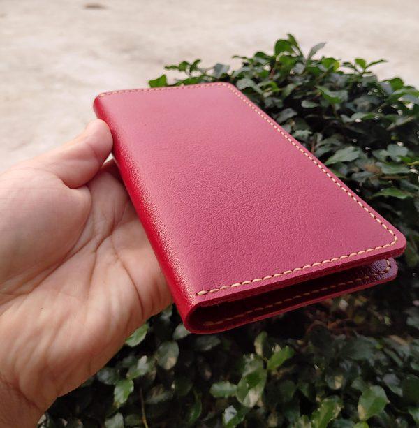 Ốp Lưng Kiêm Bao Da Ví Cầm Tay SamSung Galaxy Note 8