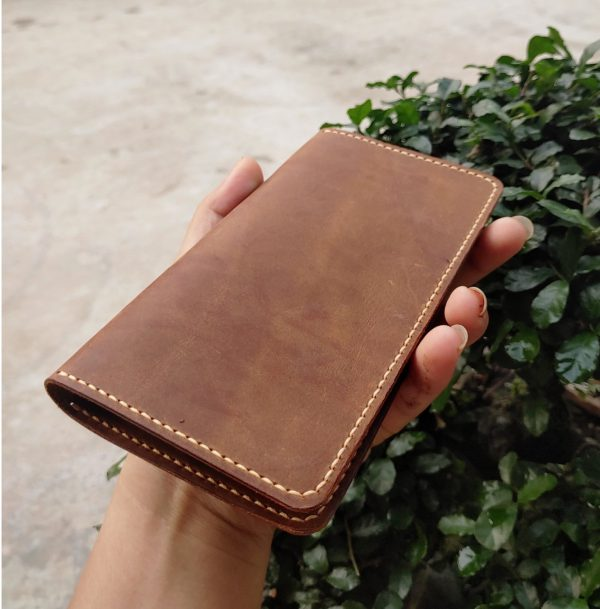 Bao da kiêm ốp lưng và ví cầm tay điện thoại sam sung galaxy Note 9