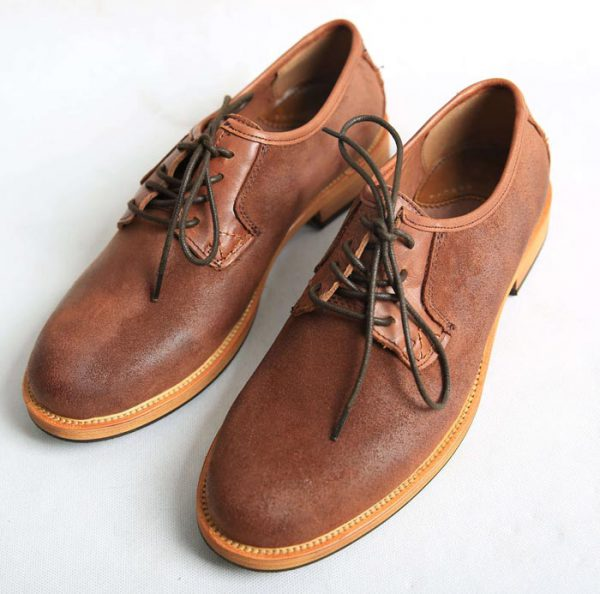Giày Nam Công Sở Da Mài SVN-GD05