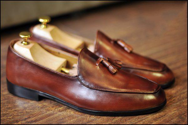 Giày cưới nam hàng hiệu - Biểu tượng sự thủy chung SG0002N