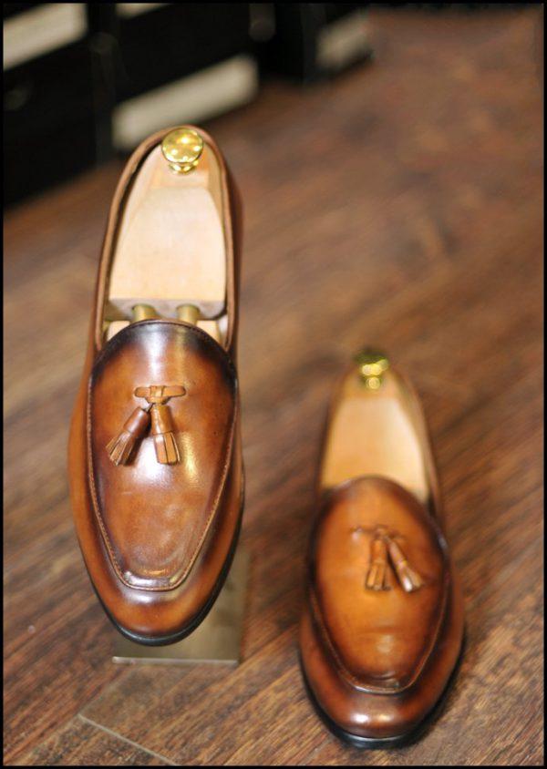 Giày nam, giày cưới, giày da công sở hàng hiệu SG0002V