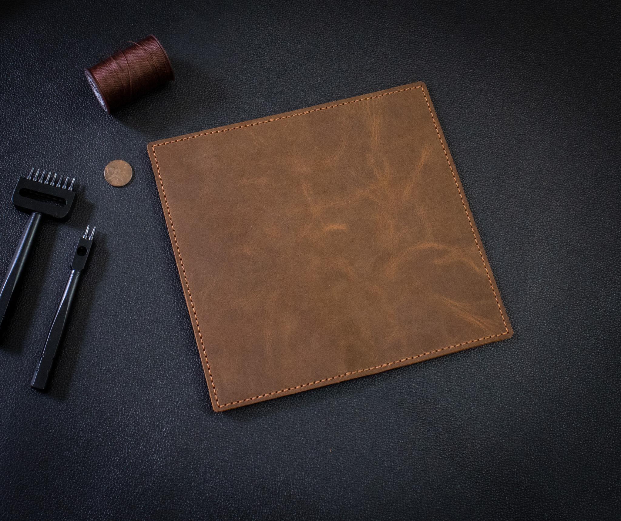 Ví Da Cầm Tay Handmade Phiên bản Unisex VST1