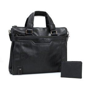 Túi xách da nam đựng laptop SVN02