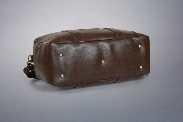 Túi trống thời trang hàng hiệu xuất Châu Âu MS03 Cafe