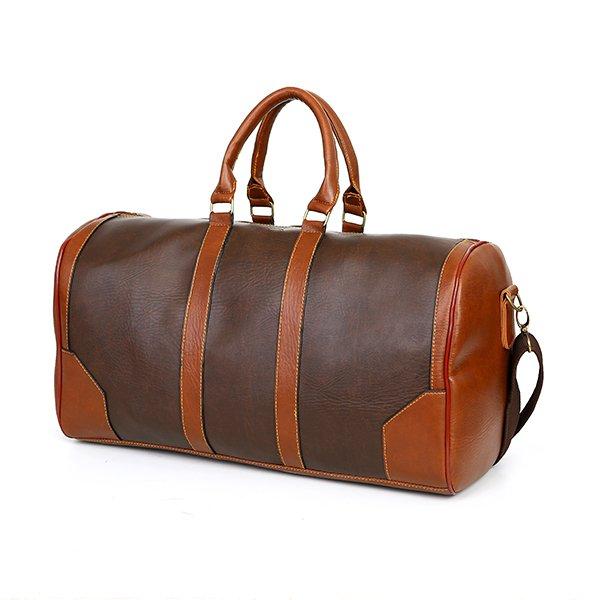 Túi trống du lịch đa năng tiện dụng đẳng cấp thời trang MS01 Cafe