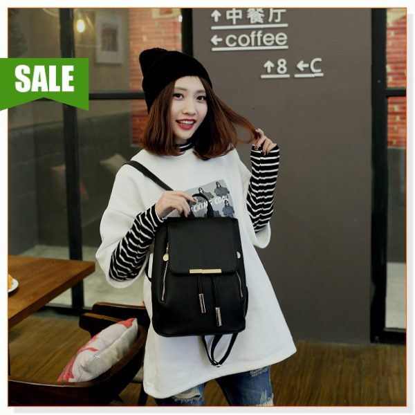 Balo nữ thời trang kiểu dáng Hàn Quốc S863