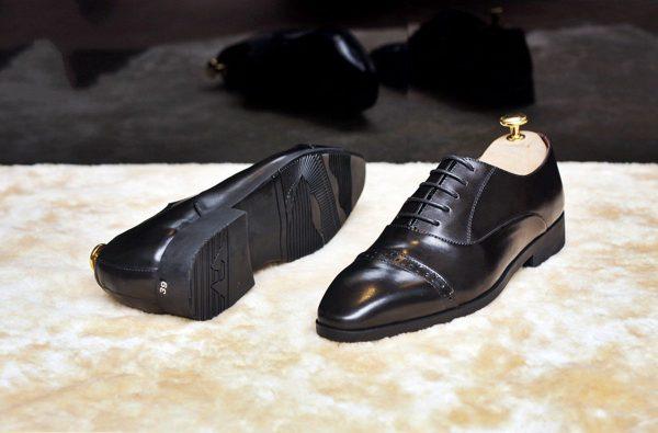 Giày nam da Bò nhập khẩu Italy thời trang cao cấp SG0001