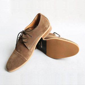 Giày Da Nam Công Sở Da Mài SVN-GD02