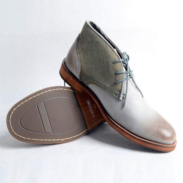 Giày Da Nam Cổ Lửng SVN-GD03