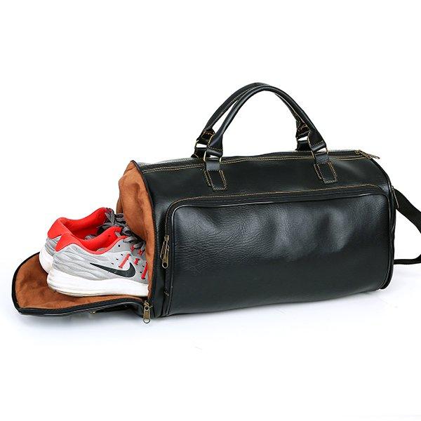Túi xách du lịch thời trang đẳng cấp hàng hiệu MS02 Black