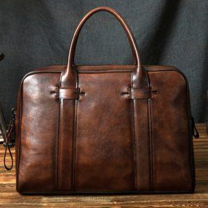 Túi da nam công sở hàng hiệu thời trang cao cấp ST8002