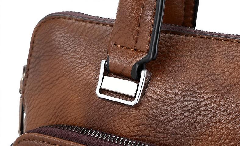 Túi Đeo Chéo Đựng iPad Thời Trang Hàng Hiệu JEEP-11