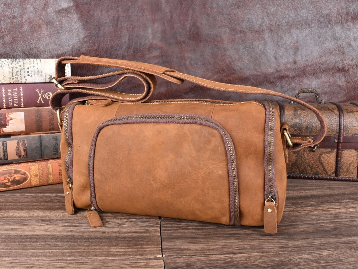 Túi Đeo Chéo Đựng iPad, Túi Messenger, Túi Zip , Túi Trống Mini AV9-11