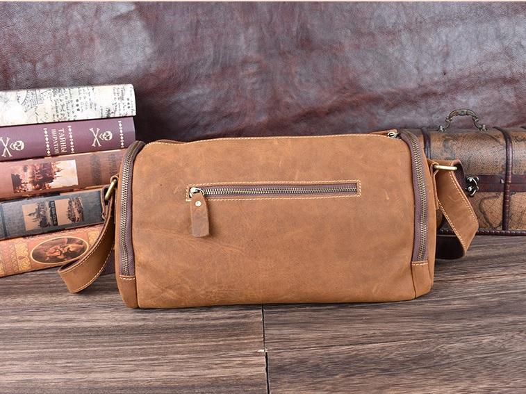 Túi Đeo Chéo Đựng iPad, Túi Messenger, Túi Zip , Túi Trống Mini AV9-12