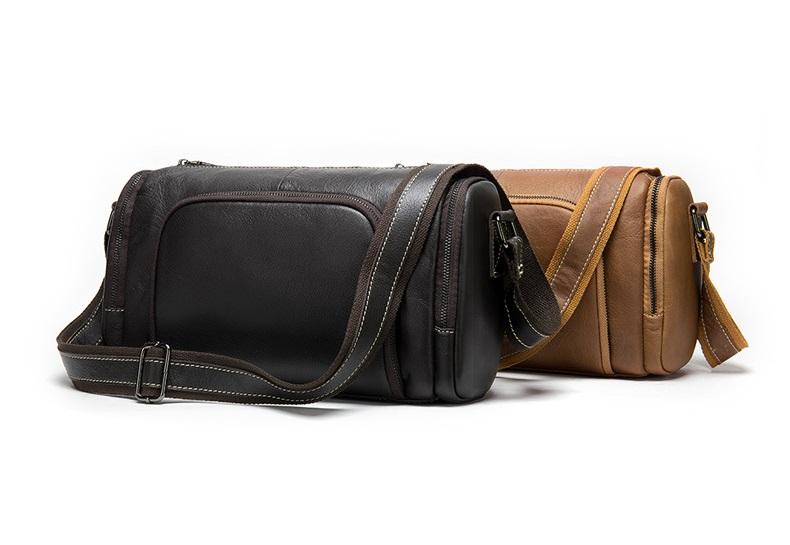 Túi Đeo Chéo Đựng iPad, Túi Messenger, Túi Zip , Túi Trống Mini AV9-13