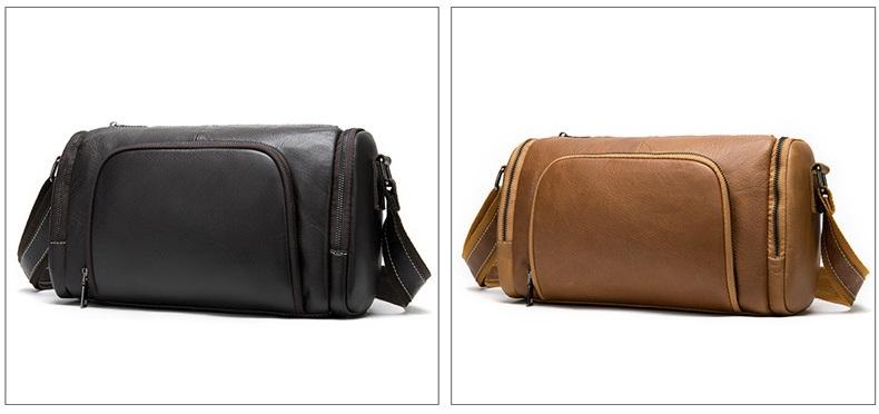Túi Đeo Chéo Đựng iPad, Túi Messenger, Túi Zip , Túi Trống Mini AV9-14