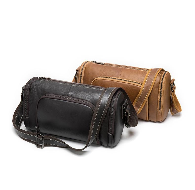 Túi Đeo Chéo Đựng iPad, Túi Messenger, Túi Zip , Túi Trống Mini AV9-15