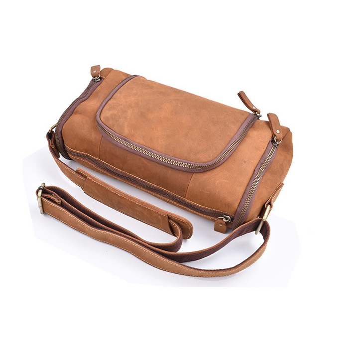 Túi Đeo Chéo Đựng iPad, Túi Messenger, Túi Zip , Túi Trống Mini AV9-5