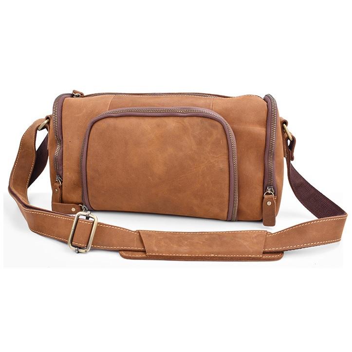 Túi Đeo Chéo Đựng iPad, Túi Messenger, Túi Zip , Túi Trống Mini AV9-6