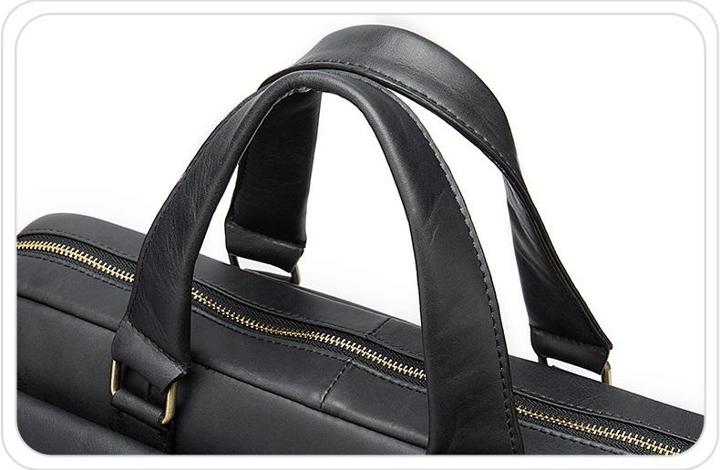 Túi xách nam da bò thật hàng hiệu đựng laptop STX19-12