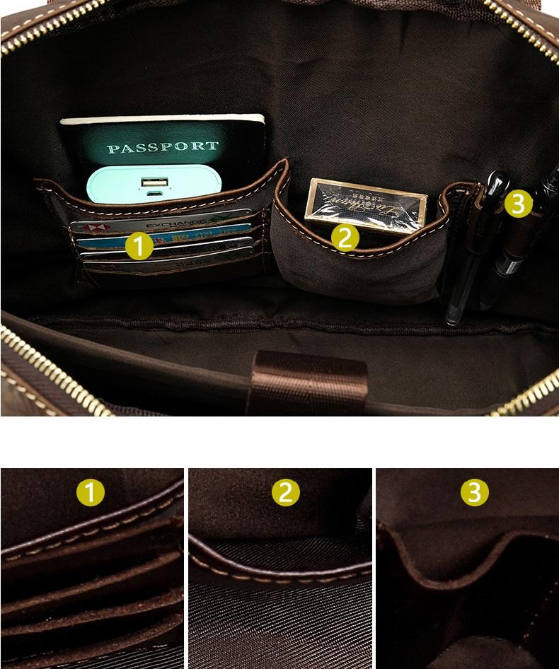 Túi Xách Nam Đựng Laptop Da Bò Thật Nhập Khẩu STX59 Gray-3