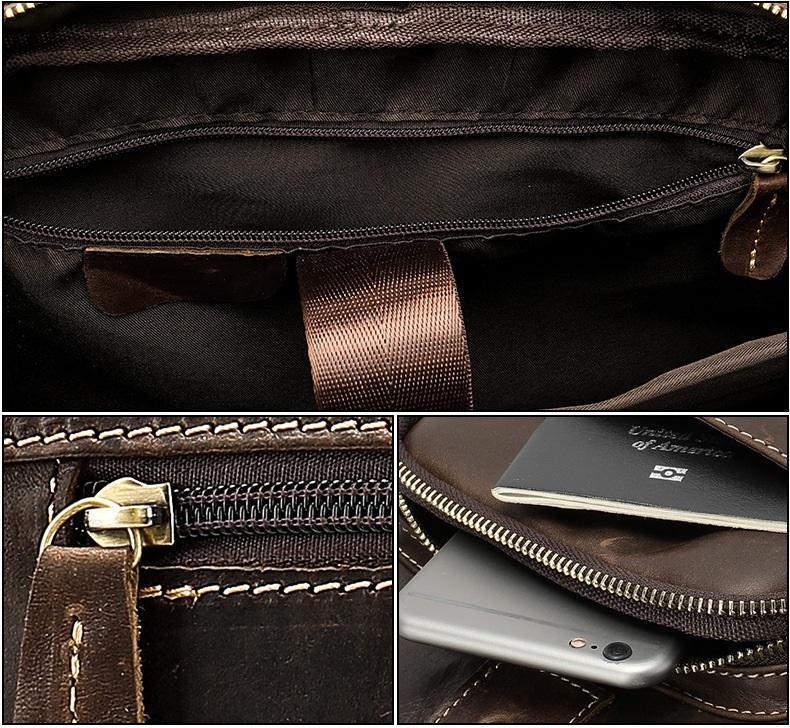 Túi Xách Nam Đựng Laptop Da Bò Thật Nhập Khẩu STX59 Gray-5