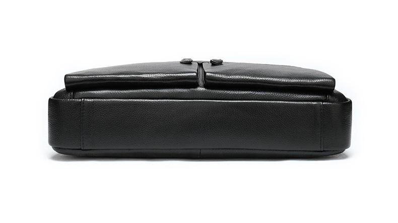 Túi Xách Nam Đựng Laptop Da Bò Thật Thời Trang STX39-10