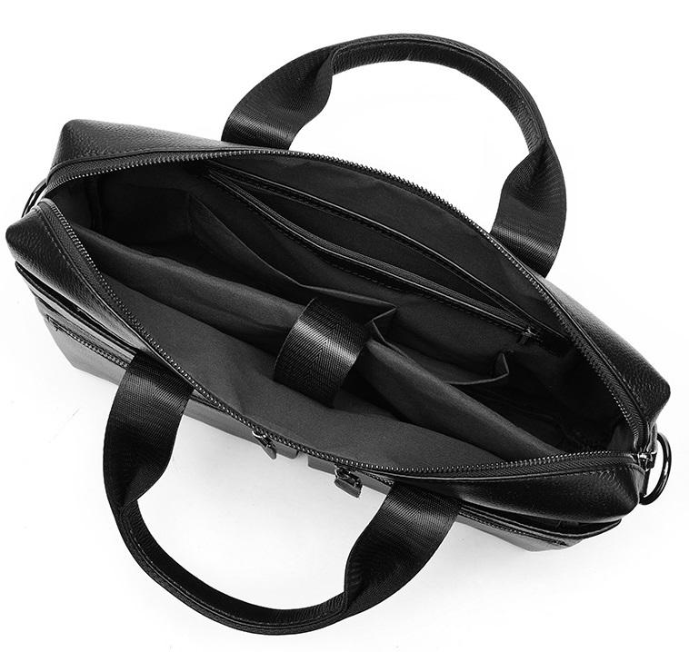 Túi Xách Nam Đựng Laptop Da Bò Thật Thời Trang STX39-18